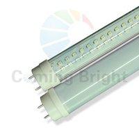 Epistar SMD LED tube light + 2700k warmwhite-7000k coolwhite cct optional + T8 tube size with high PF driver