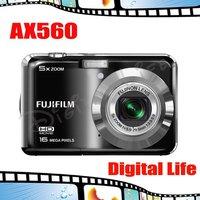 "AX560 Original FUJIFILM AX560 Digital Camera 16MP 2.7""TFT Display---Free Shipping!!!"