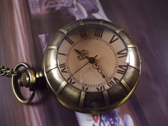 Карманные часы на цепочке wp253 WP001