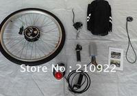 FREE SHIPPING  36V 250W Conversion Kits DIY Ebikes Electric BicyclConversion Kits with LED display