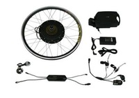 factory direct sale 48v 1000w electric bike conversion kits, 48v 1000w e-bike conversion kits with front wheel+LED dispaly
