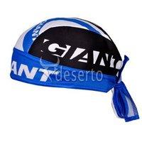 Cycling Headband GIANT blue 2012 Cap cycle pirates hood Bike bicycle sweat 2012