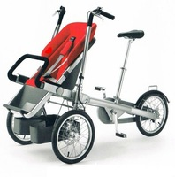 The best luxury baby stroller and folding bike  ST907 y