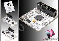 Free shipping, X360 SUPER NAND FLASHER LPC2148