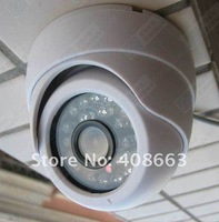 Audio DomeFREE SHIPPING IR Color Security wide angle with Sony CCD 650TVL   Camera S31a650
