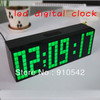 Large Screen Digital Led Countdown Clock With Time, Calendat, Date, Temperature Mulfunction LED CLOCK.