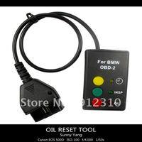 50pcs High quality OBD2 OBDII Car Oil Inspection Service reset tool for BMW E39 E46 E50 E52 E53 E38 CE0010, free shipping
