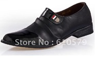 2012 single men's shoes shoes wind of England pointed shoes, fashion men's casual shoes