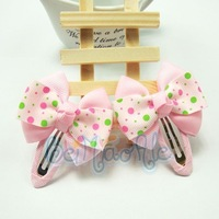 2012 NEW, 10PCS./lot wholesale bowknot lovely baby accessories hair pin