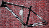 2012 GIANT XTC FR Aluminum alloy Mountain bike bicycle frame mtb bike frame black color 26* 18inch