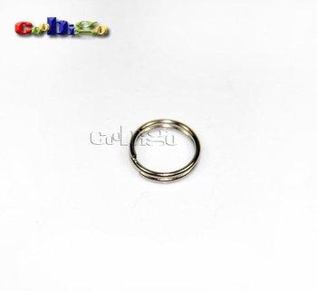3/8''(10mm) Split Rings Nickel O Ring for Key Chain/Key Rings 100pcs Pack #FLQ060