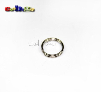 3/8''(10mm) Split Rings Nickel O Ring for Key Chain/Key Rings +Wholesale+Free Shipping 100pcs Pack #FLQ060