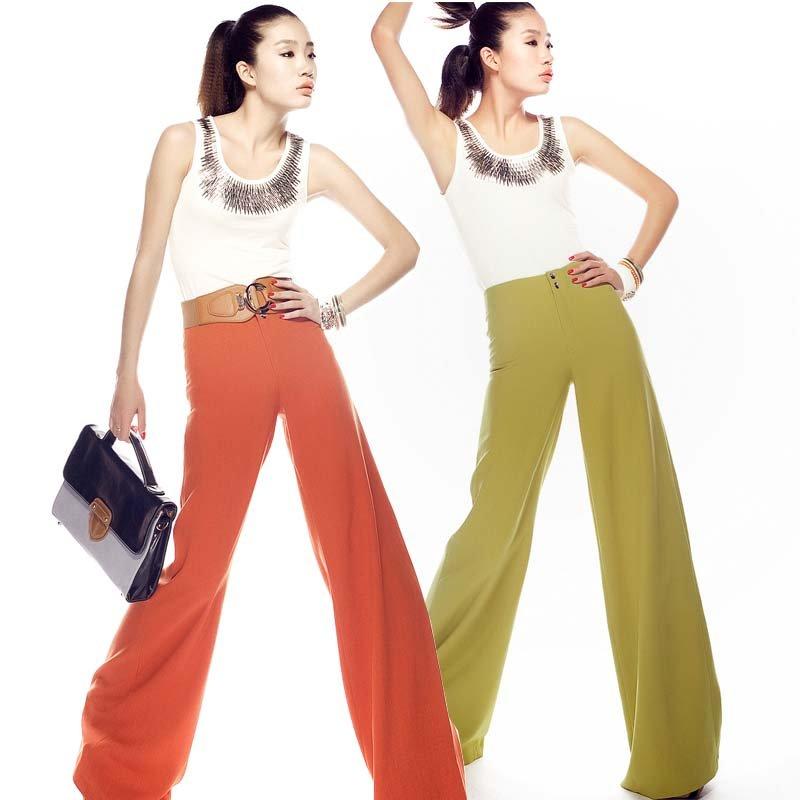 Amazing Womens Orange Dress Pants Images