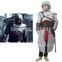 Assassins Creed Altair Costume XXS-4XL