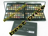 Lowest price !! 60pcs New makeup 27-colors Eye shadow palette 30G !!