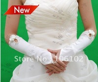 20pcs/lot wholesale 2012 hot style fingerless bridal glove wedding,party gloves 28cm free shipping