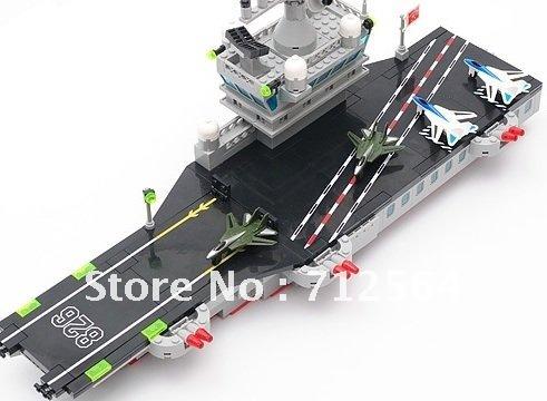 Mammoth Aircraft Carrier