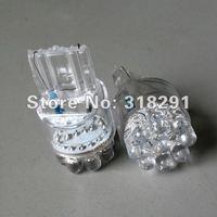 Wholesale G18 1156 1157 7443  9LED Car Brake Turn Light Automobile LED Lamp Wedge Bulbs BA15S BAU15S BA15D BAY15D 9 LED