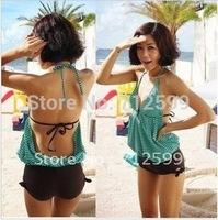 Free Shipping Wholesale Price Women Sexy Swimsuit Swimwear Bathing Suit 7003