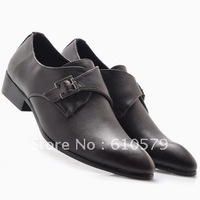 2012 Hot new British retro, fashion men's Korean Hot shoes patent leather casual shoes