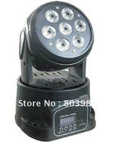 New high bright 7*12W DMX LED Moving head light