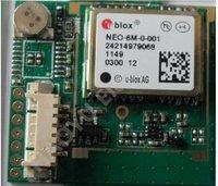 free shipping,  U-BLOX gps module ceramic antenna integrated high-performance high accuracy, TTL/232 choose