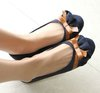 2013 NEW Concise Lady flat shoes for Women&#39;s flats &amp; Beige,Black,Blue