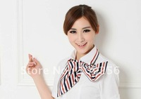 The stewardesses small square of Variety Magic scarves 65*35CM the new female kerchief