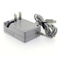 FREE  shipping 20pcs/lot  Wall Charger for Nintendo DSi NDSi LL XL Home AC Power Adapter