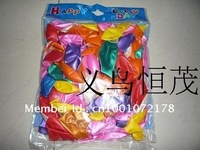 100 PCS New assorted colors balloons Latex 10 inch 10""