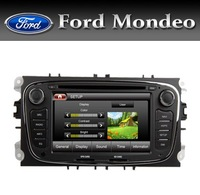 Touch screen car DVD player for  Ford Mondeo/Smax/Focus With GPS/BT/TV/RDS/PIP/IPOD/Cabus/Free shipping