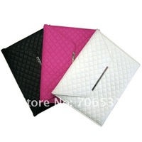 Luxury Leather Bag Case for iPad 3 iPad 2, 20Pcs/Lot, Free Shipping, High Qualtiy
