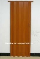 PVC folding door ,Casual door,plastic door,accordion doors,H205cm*W81cm,postage free