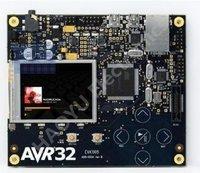 free shipping,  Atmel AVR32 UC3 AT32UC3A0512 EVK1105 Development board