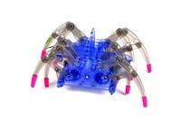 Top Toys 2012 Funny Electric Spider Robot Toy Toys Us Rus for Black Friday 2012 6pcs/lot Drop Shipping Free Shipping A10-1237-1