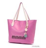 2012Hot Sale Fashion Handbag Women shoulder handbags women bags PU Leather Tassel Bag free shipping