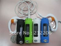 Best selling freeshipping DHL30pcs/lot New Arrivals real 4GB waterproof mp3 player wholesale High quality