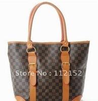 2012 Hot Sale Fashion Women Bag Lady PU handbag PU Leather Shoulder Bag Elegant