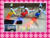 Free Shipping S107, S107G 3CH Rc, aircraft remote, With Gyro & Aluminum