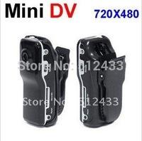 Mini DVR Sports Video Camera MD80 Mini DVR Camera & Mini DV  Free Shipping