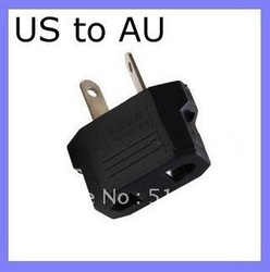 Free shipping AU Australia plug Travel Power Adapter charger USA US EU Europe Plug Convert 8254(China (Mainland))