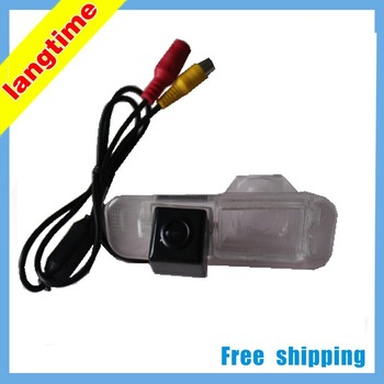Free shipping--High resolution!CCD effect !special car rearview camerl for KIA K2 RIO sedan,water proof ,170 degree wide viewing