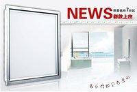 3014 SMD 300 x 300 mm LED Panel light 85~265V warranty 2 years  12W led panel light with 150 psc Edison 3014