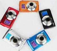 "Free shipping 10pcs/lot 15.0Mega pixels Waterproof Digital Camera with 2.7"" TFT Screen and Waterproof bag+camera bag"