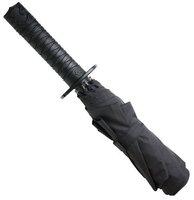 Short Ninja Dagger Collapsible Umbrella+3 Folding+8K+Mini samurai sword umbrella