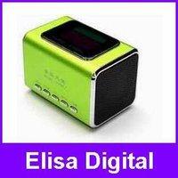 100% original Music Angel speaker,mini MD05X speaker + 8GB TF card + card reader,RY9002