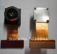 Free Shipping For 2.0 megapixel golden finger MP4 camera module,mini dvr module,vw reverse camera OV2640 color CMOS