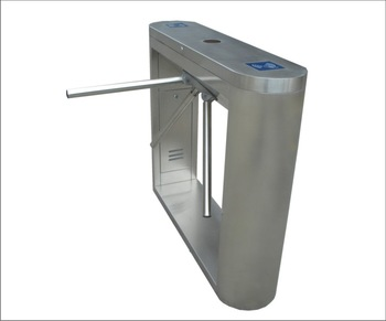tripod turnstile for entracne access control