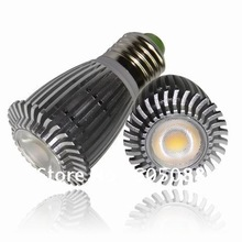 New arrival E27 GU10 base 7w led dimmable bulb lamp lighting with DC AC 12v UL