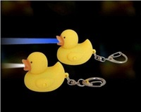 toy stores,children toy,duck,LED light,Key chain,Can pronounce,Lovely,4.5*3*4cm